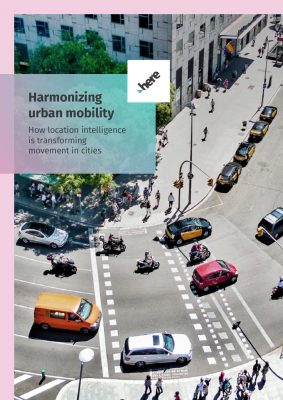 Harmonizing urban movement - How location intelligence is transforming mobility in cities