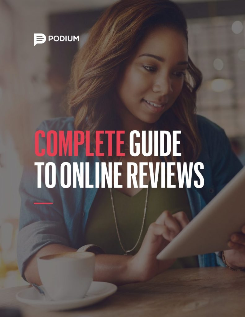 Complete Guide to Online Reviews