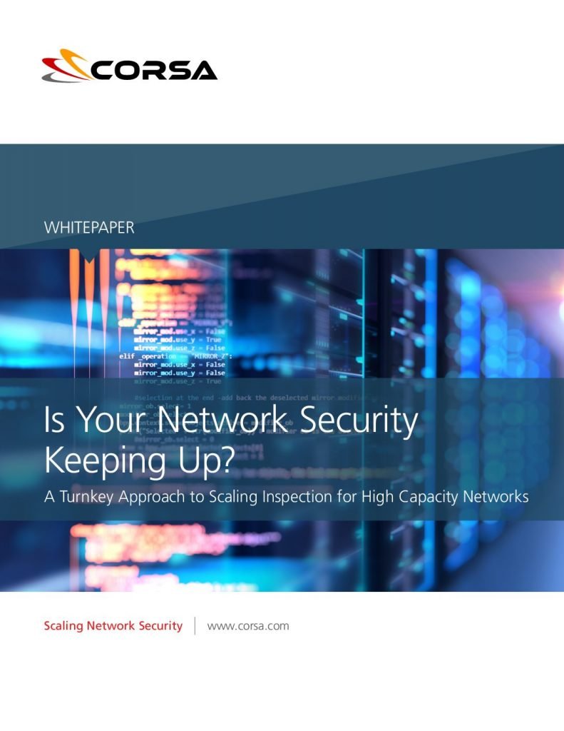 Is Your Network Security Keeping Up?