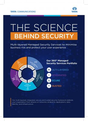 The Science Behind Security Multi-layered Managed Security Services to Minimise Business Risk and Protect your User Experience
