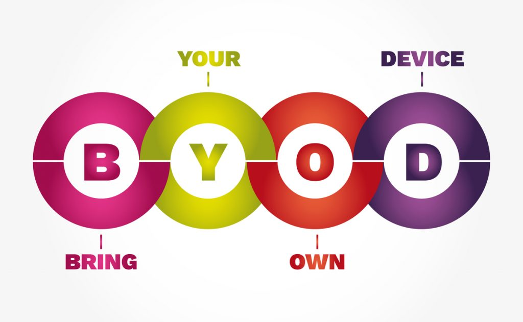 6 Common Myths about BYOD