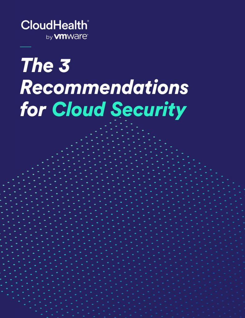 3 Recommendations for Cloud Security