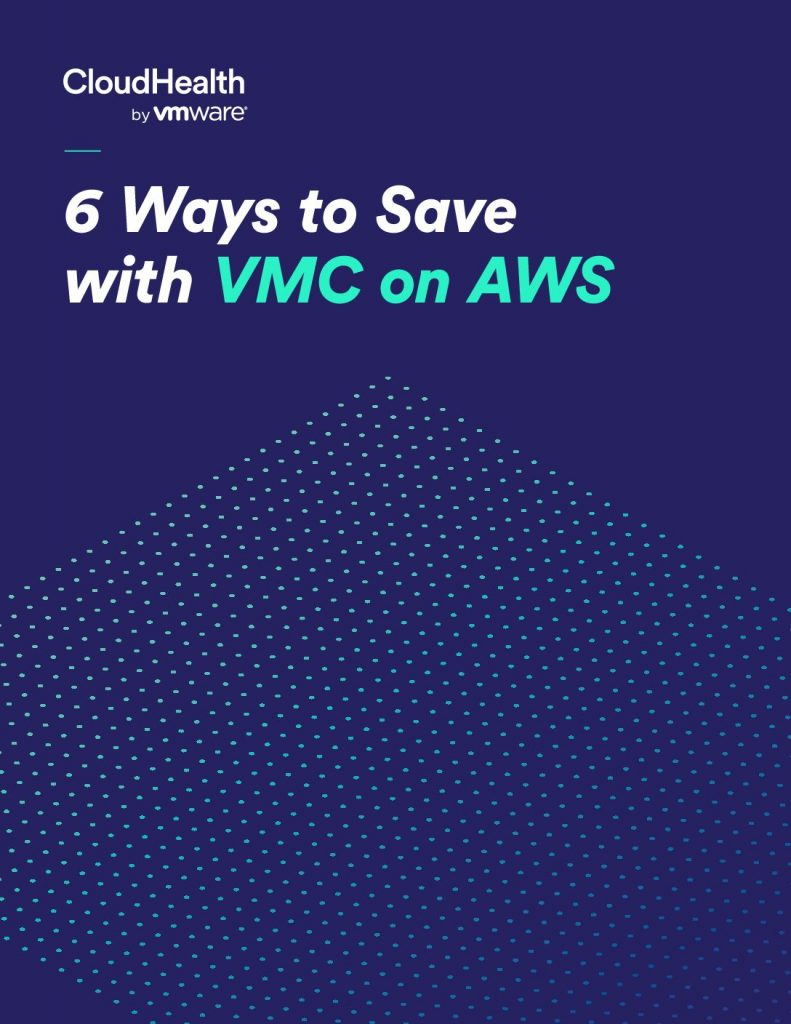 6 Ways to Save With VMC on AWS