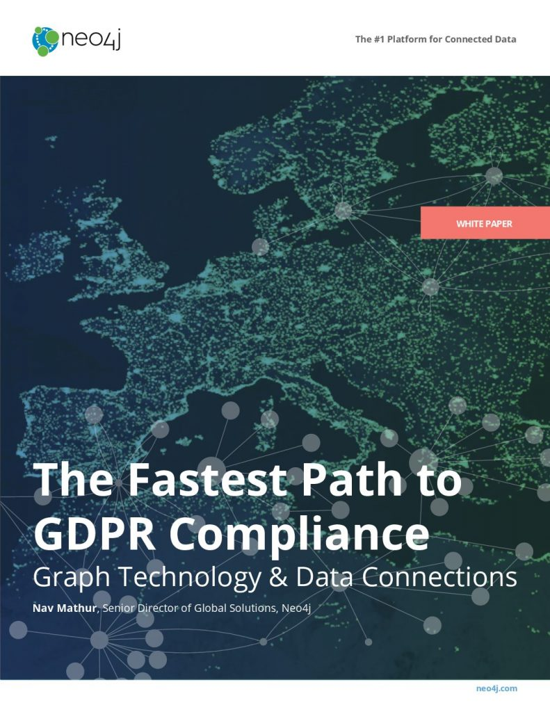The Fastest Path to GDPR Compliance: Graph Technology and Data Connections