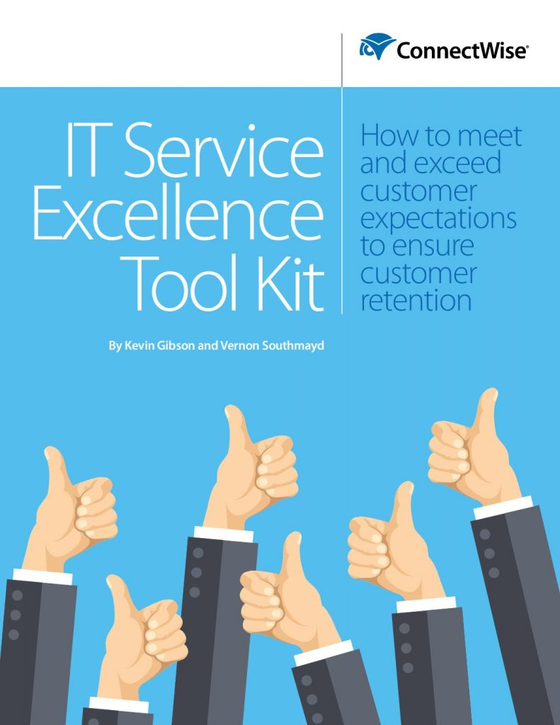 IT Service Excellence Tool Kit
