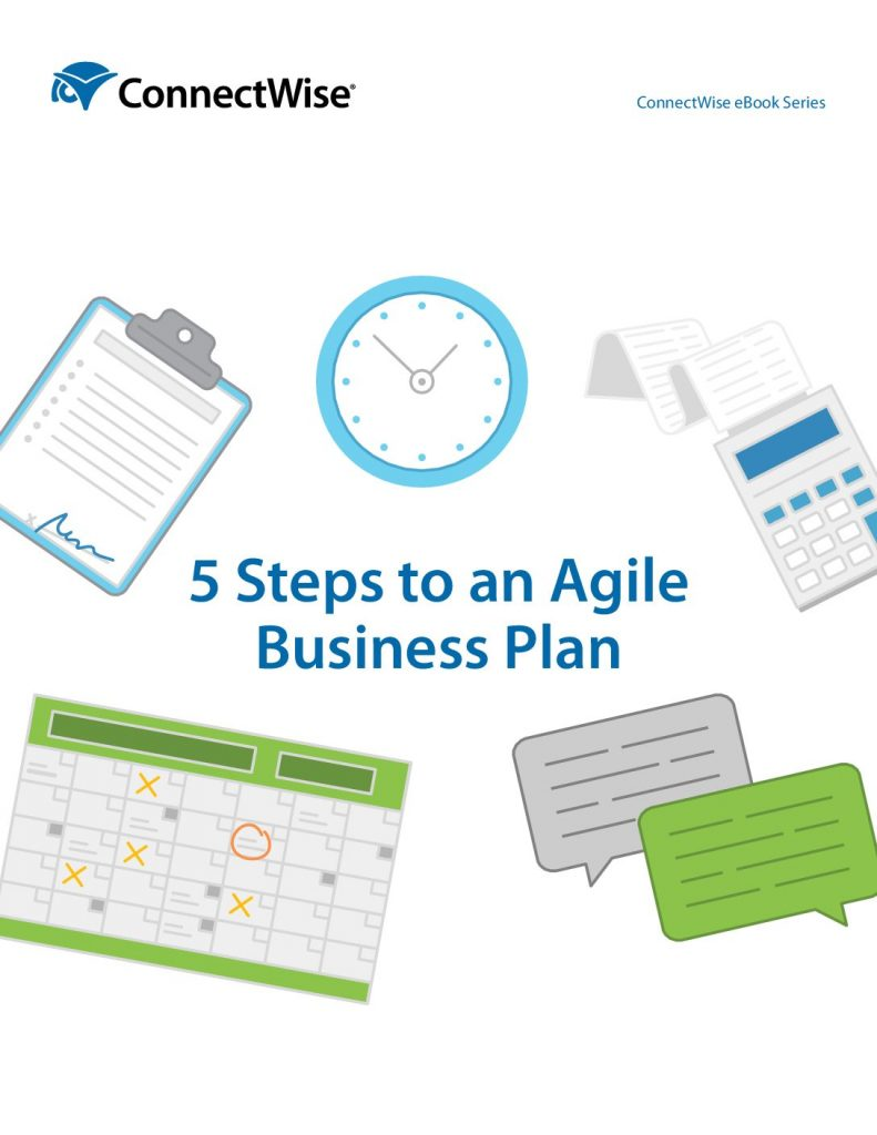 5 Steps to an Agile Business Plan