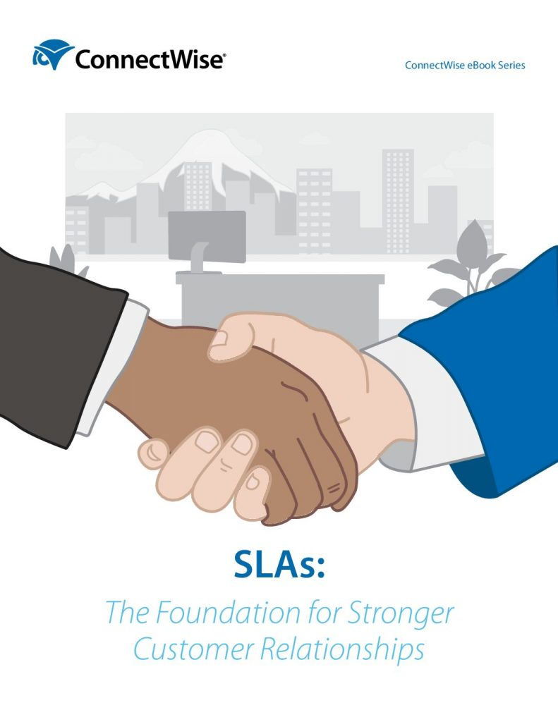 SLA- The Foundation for Stronger Customer Relationships
