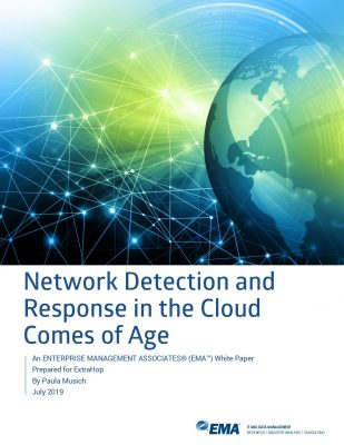 Network Detection and Response in the Cloud Comes of Age