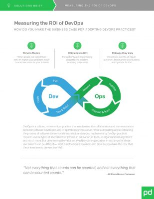 Measuring the ROI of DevOps