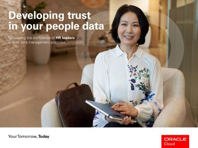 Building greater trust in your data
