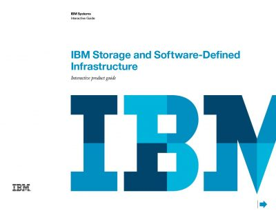 IBM Storage and Software-Defined Infrastructure