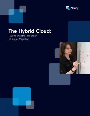 The Hybrid Cloud: How to Weather the Storm of Digital Migration