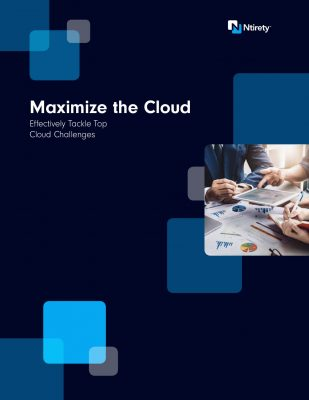 Maximize the Cloud Effectively Tackle Top Cloud Challenges