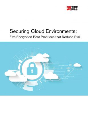 Securing Cloud environments: Five Data Encryption best practices to help reduce your risk