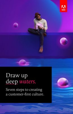 Draw Up Deep Waters: 7 Steps to Creating a Customer-First Culture