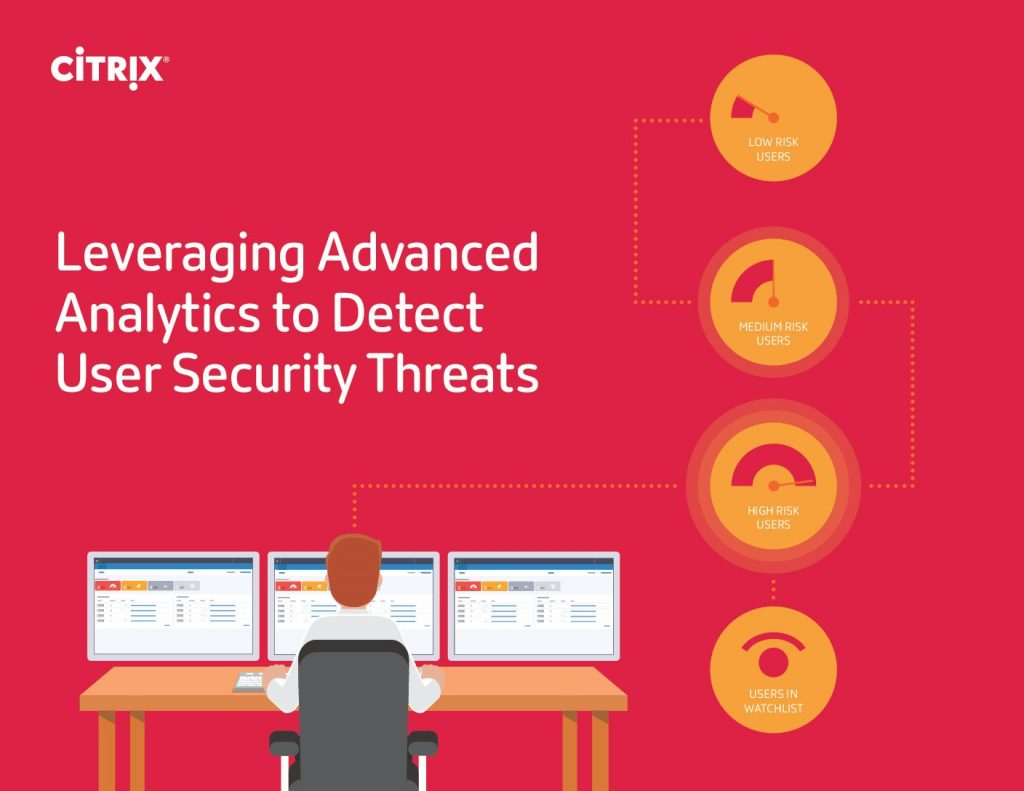 Leveraging Advanced Analytics to Detect User Security Threats