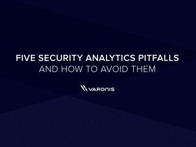5 Security Analytics Pitfalls