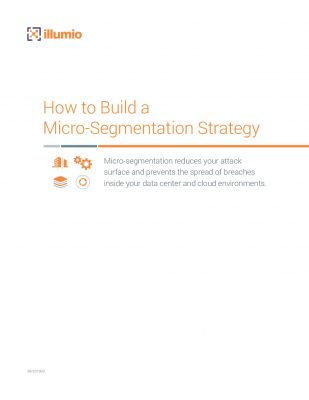 How to Build a Micro-Segmentation Strategy