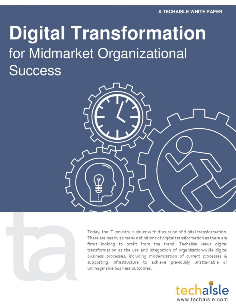 Digital Transformation for Midmarket Organizational Success