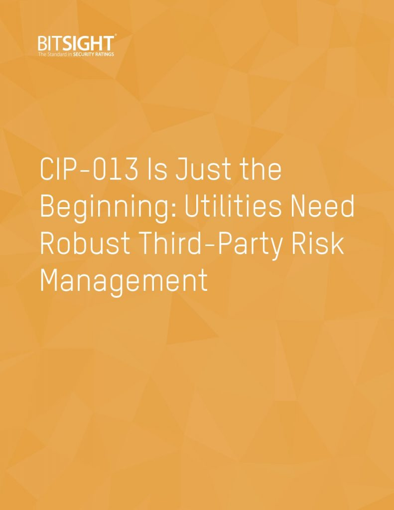 CIP-013 Is Just the Beginning: Utility Regulations Demand Robust Third-Party Risk Management