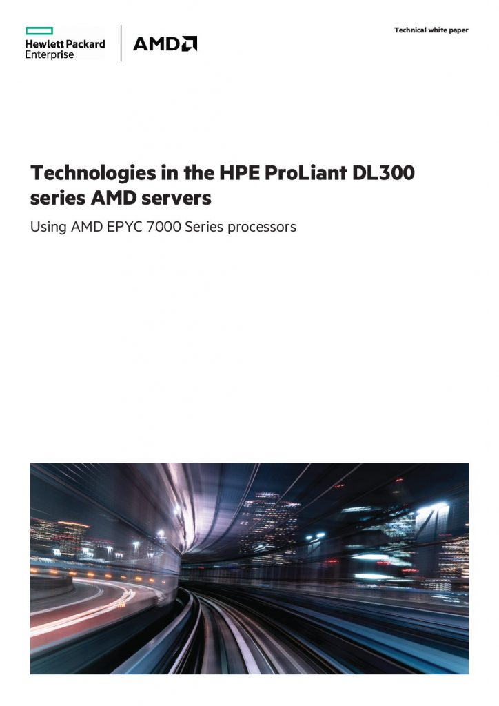 Transform Server Capacity With AMD-Powered Servers