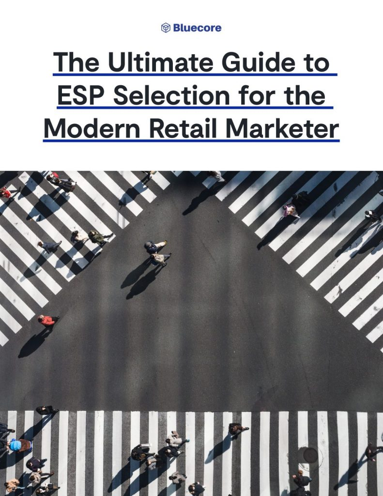 The Ultimate Guide to ESP Selection for the Modern Retail Marketer