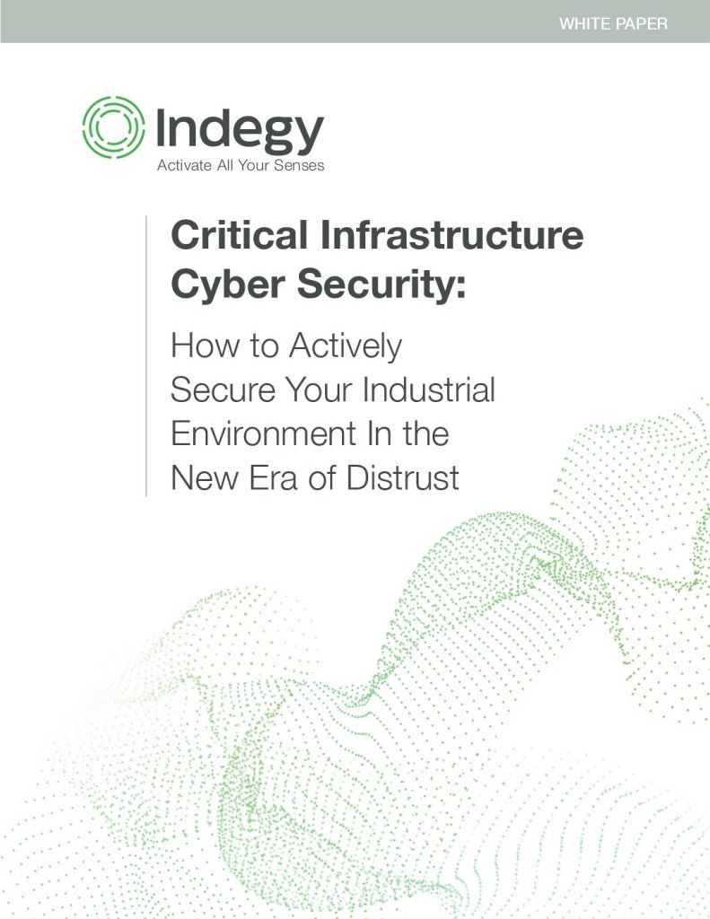 Critical Infrastructure Cyber Security