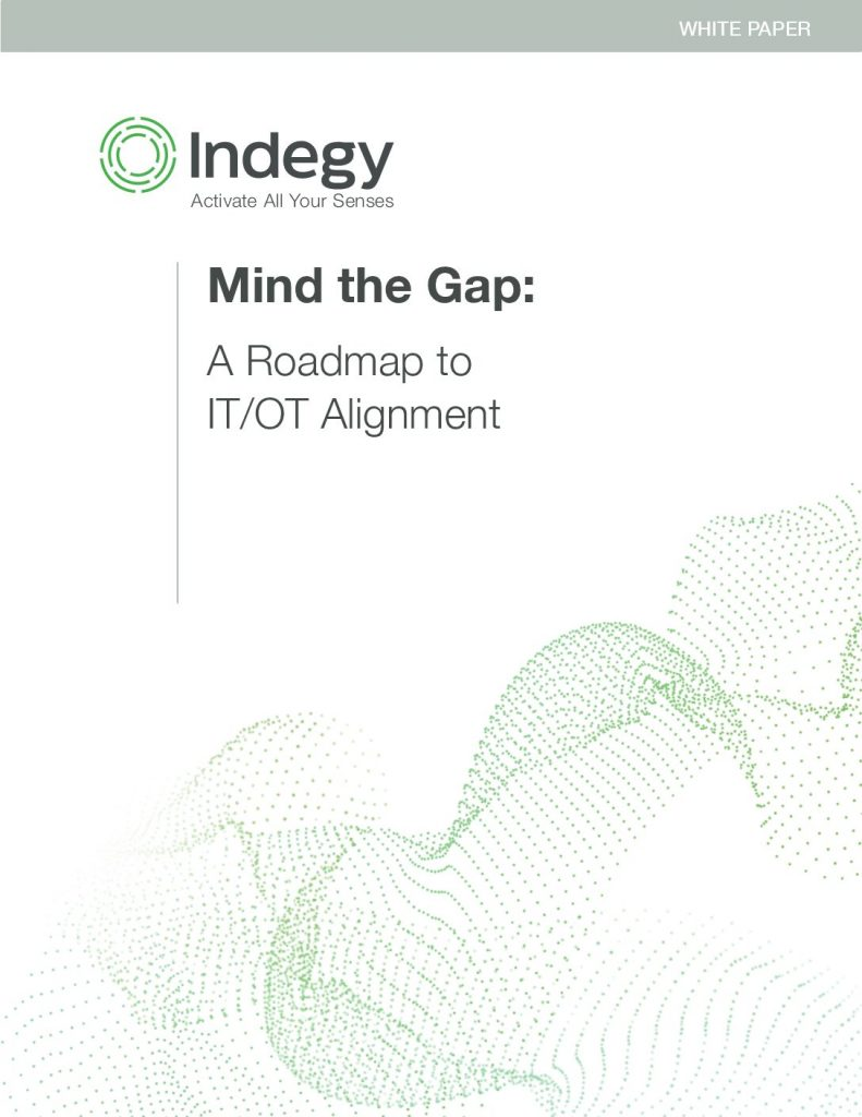 Mind the Gap: A Roadmap to IT/OT Alignment