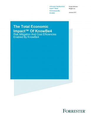 Forrester Total Economic Impact Study
