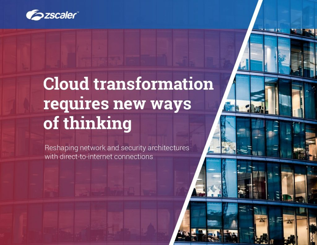 Cloud Transformation Requires New Ways Of Thinking