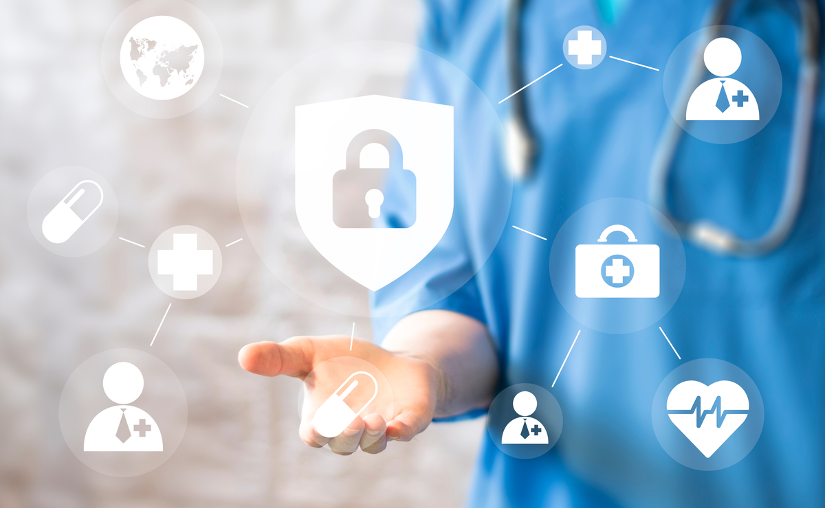 Data Security for Healthcare Industry—Still Full of Holes