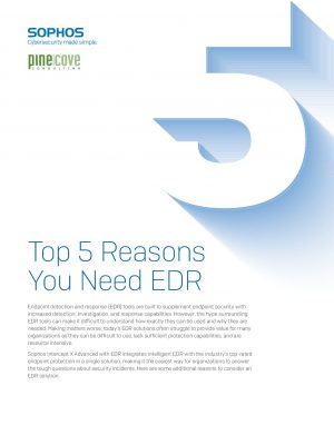 Reasons You Need EDR
