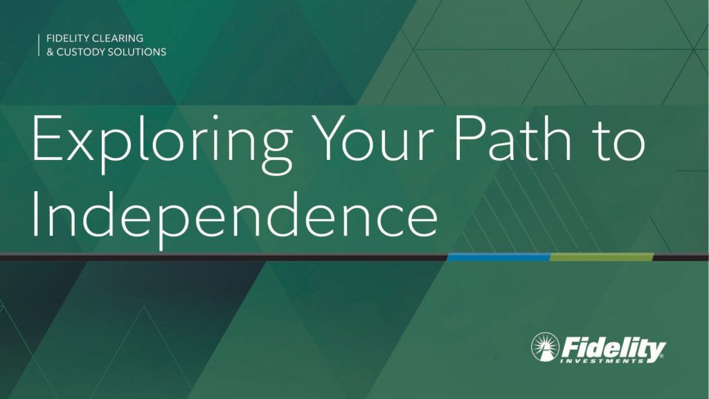Exploring Your Path to Independence