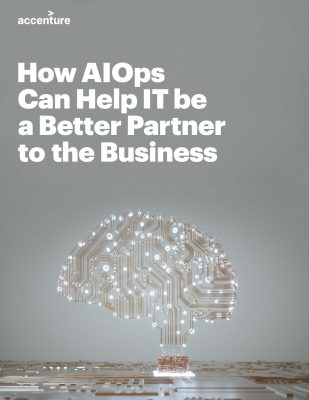 How AIOps Can Help IT be a Better Partner to the Business