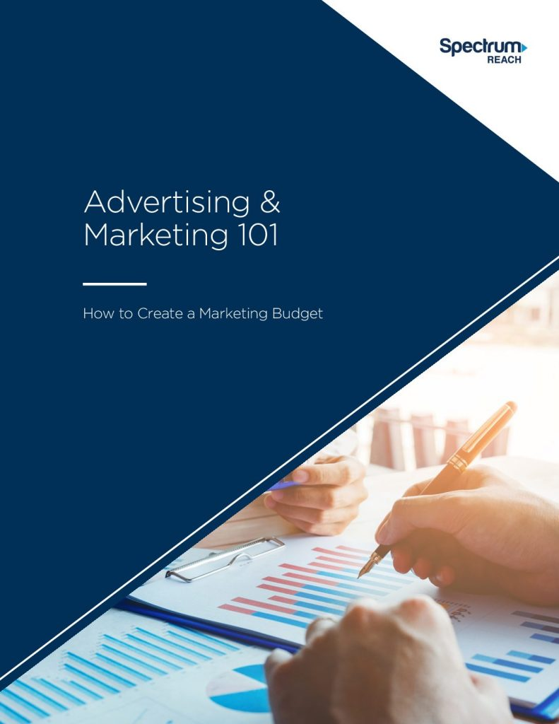Advertising  and  Marketing 101 How to Create a Marketing Budget