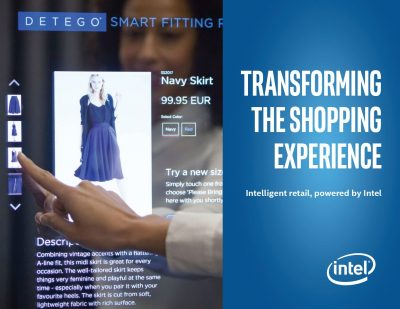 Transforming The Shopping Experience