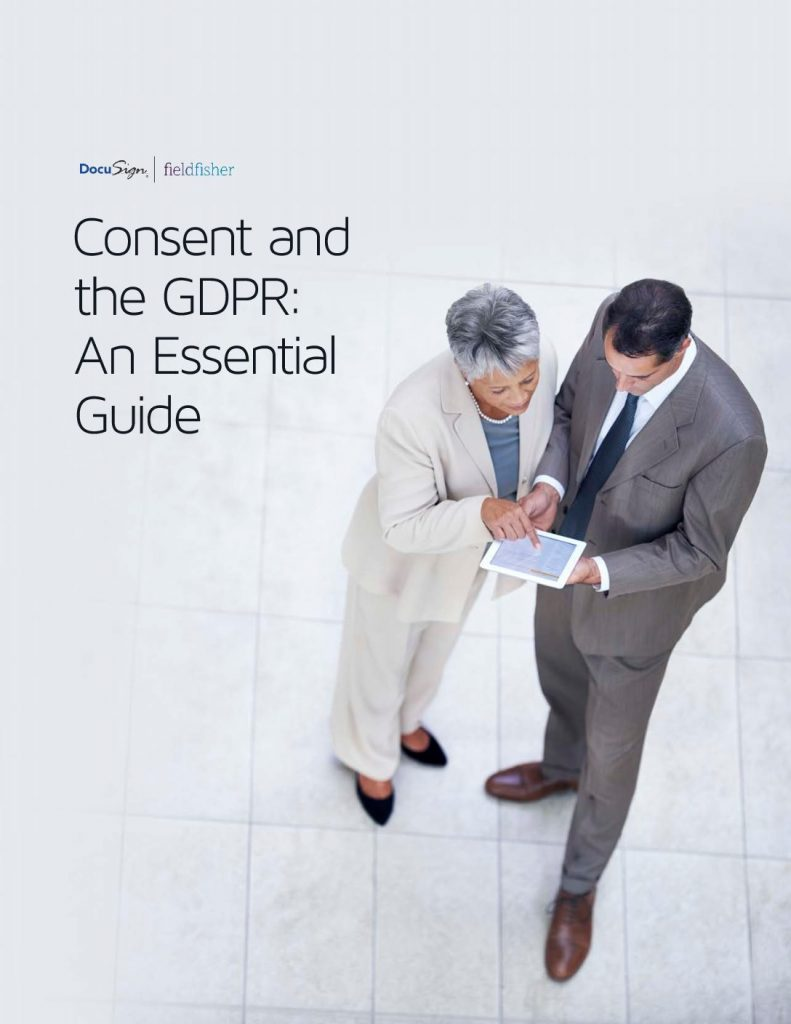Consent and the GDPR: An Essential Guide