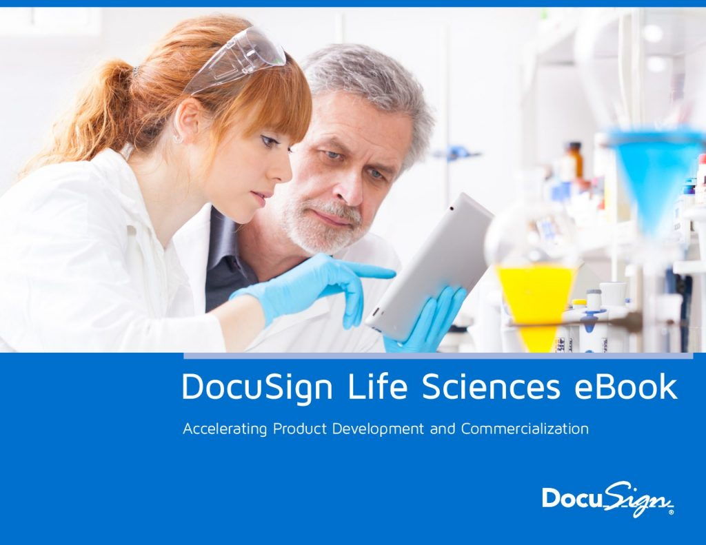 DocuSign Life Sciences eBook Accelerating Product Development and Commercialization