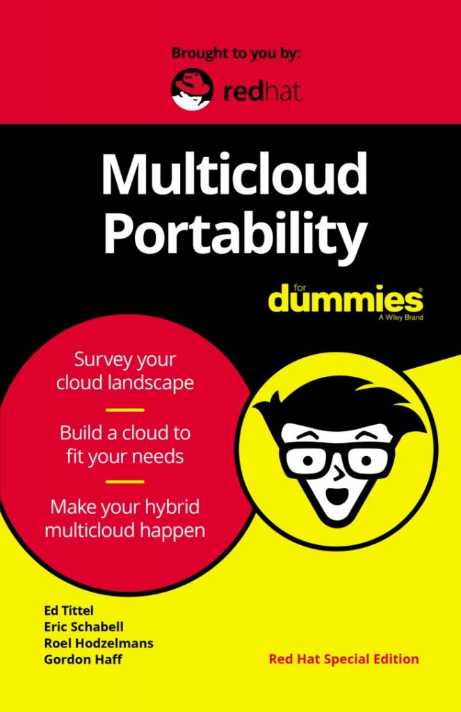 Multicloud Portablity for Dummies e-book