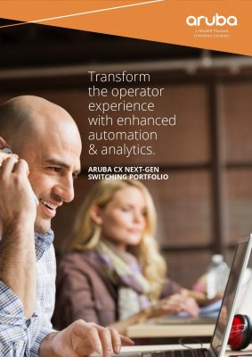 Transform the operator experience  with enhanced  automation   and  analytics