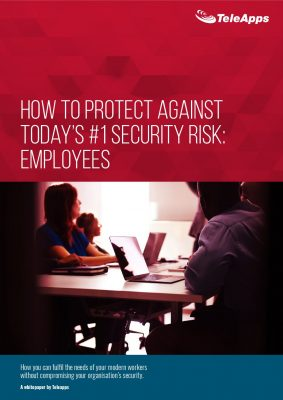 How to Protect Against Today's #1 Security Risk – Employees