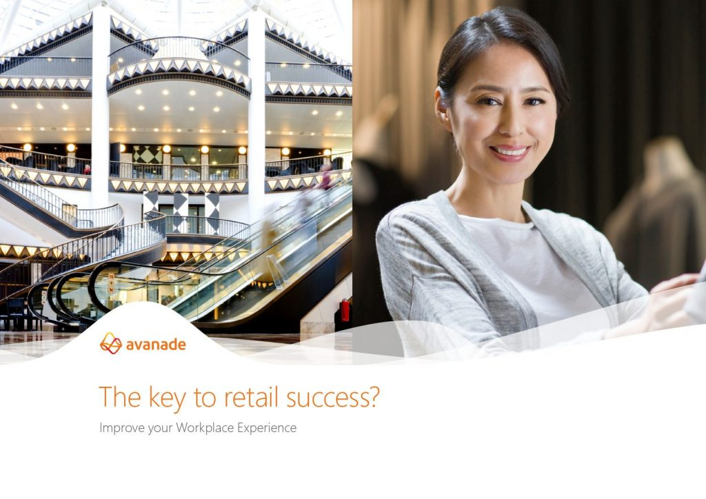 The key to retail success? Improve your workplace experience