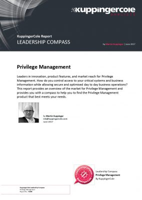 KuppingerCole Leadership Compass