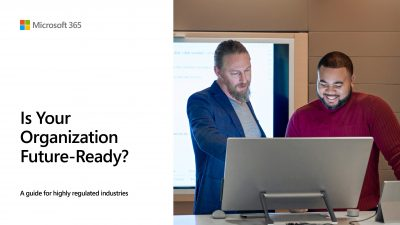 Is your organization future-ready?