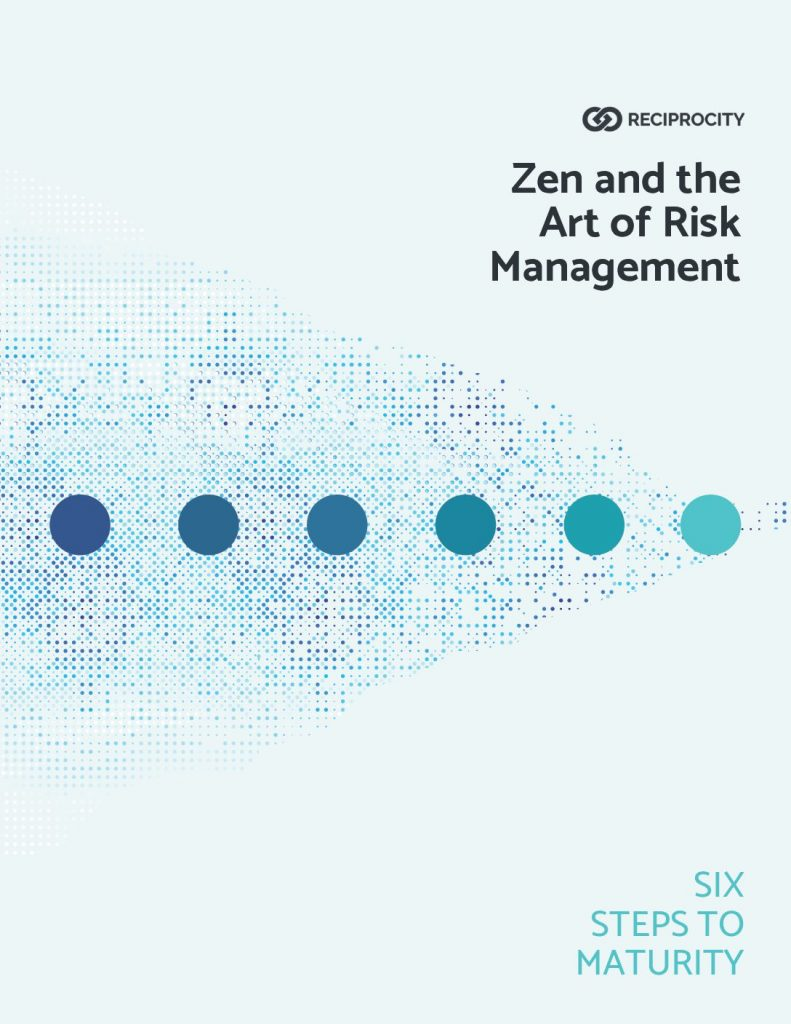 Zen and the Art of Risk Management: 6 Steps to Maturity