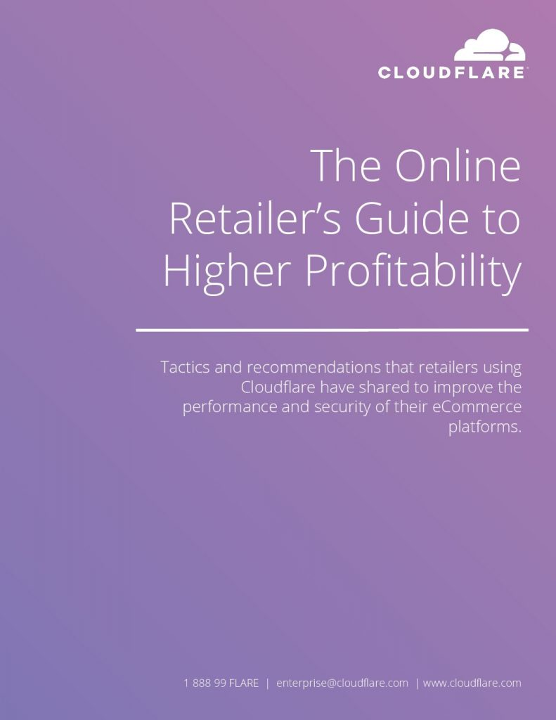 The Online Retailer's Guide to Higher Profitability