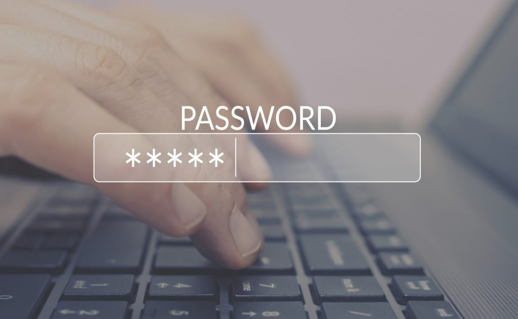 In the Year-end, We Discuss the Worst Passwords