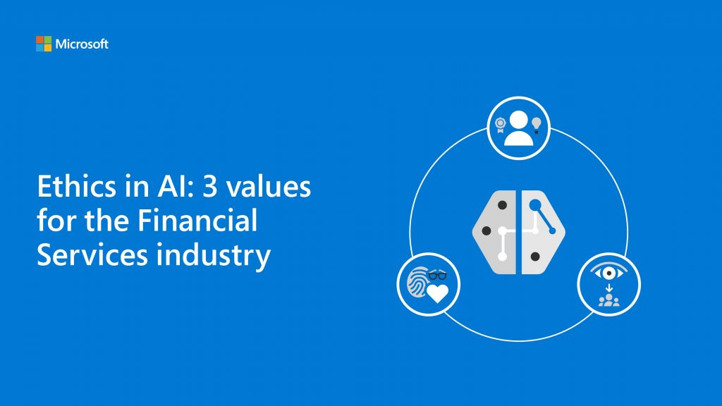 Ethics in AI: Three values for the c industry