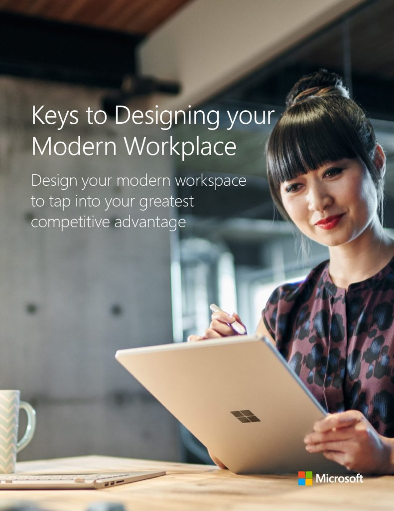 Keys To Designing Your Modern Workplace eBook