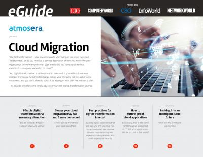 Atomosera Presents: Cloud Migration